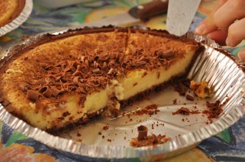 1/2 cheesecake